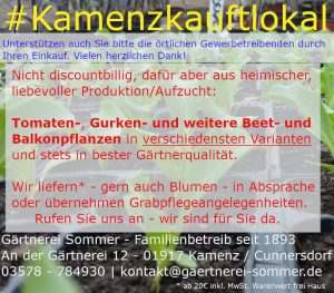 #Kamenzkauftlokal